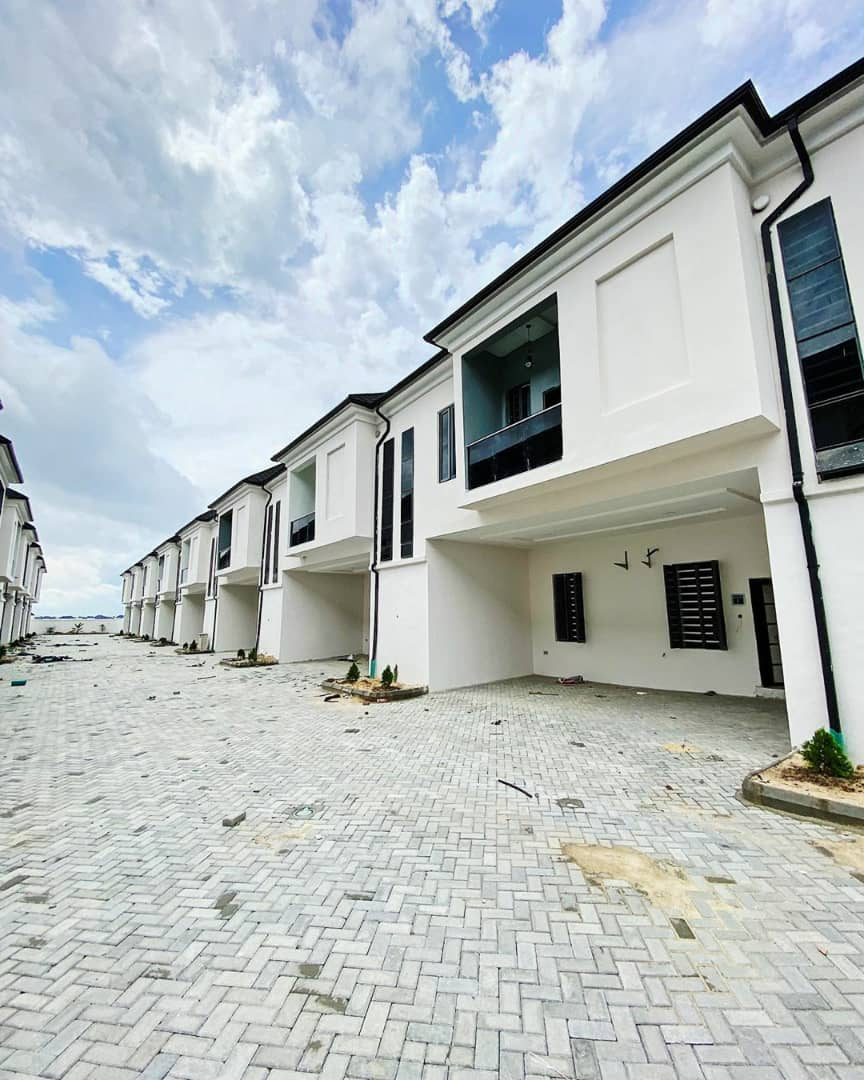 Behold Homes – 4 Bedroom Terrace