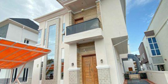 5 Bedroom Duplex – Lekky County Homes