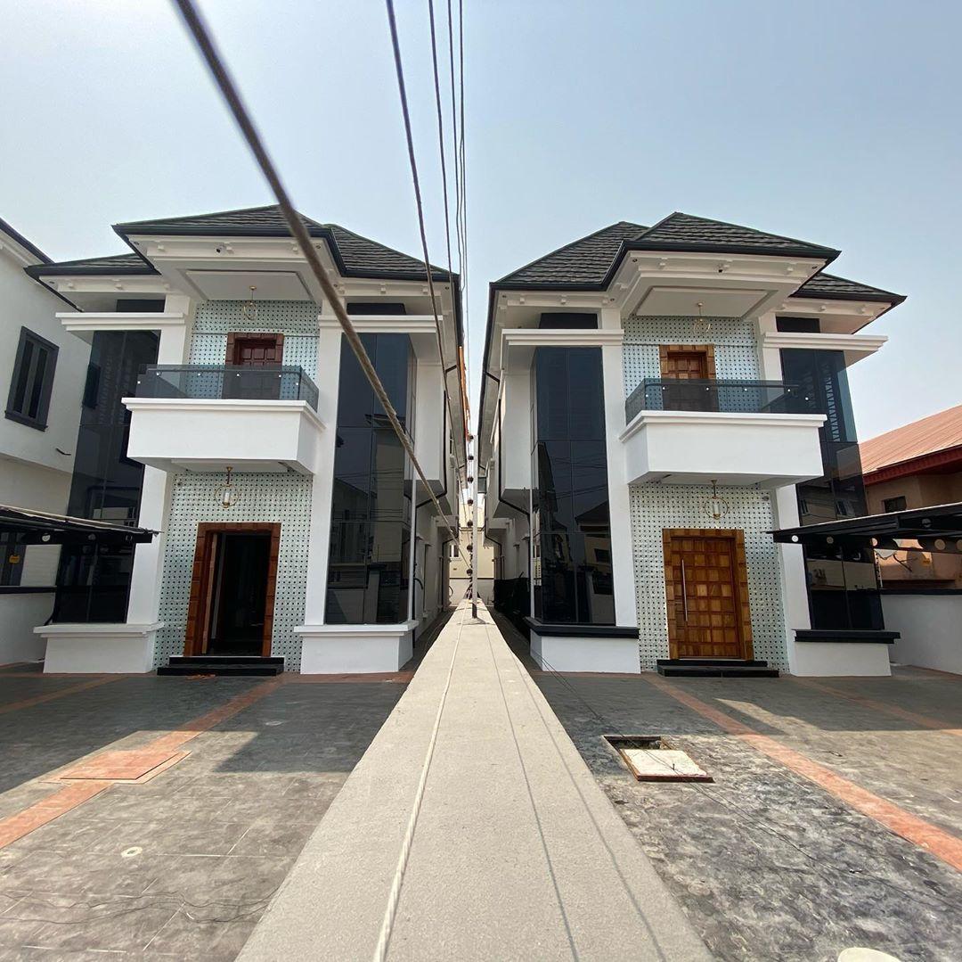 Luxury 5 Bedroom Duplex