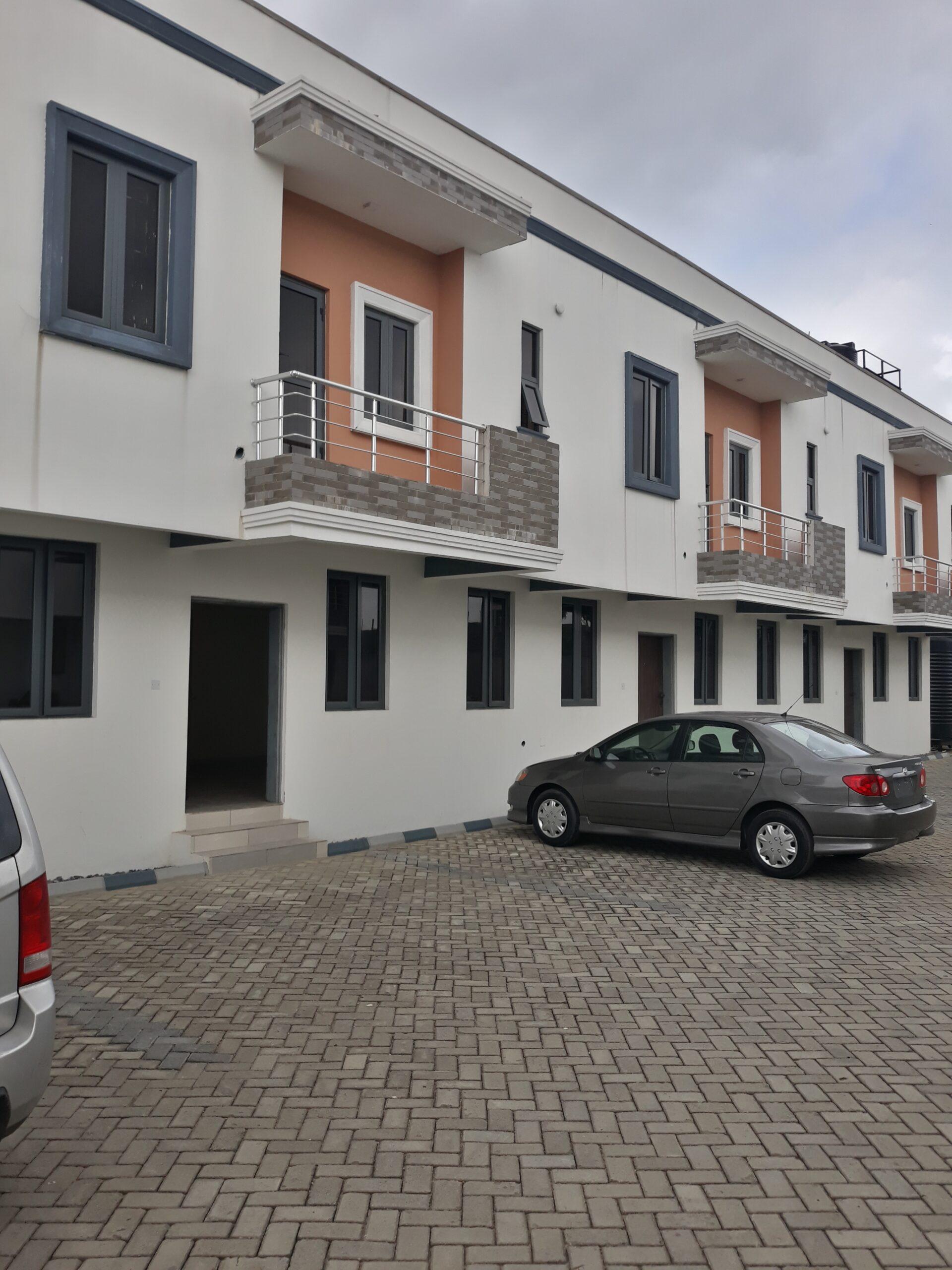 3 Bedroom Terrace Duplex