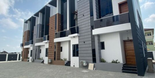 Luxury 4 Bedroom Terrace Duplex