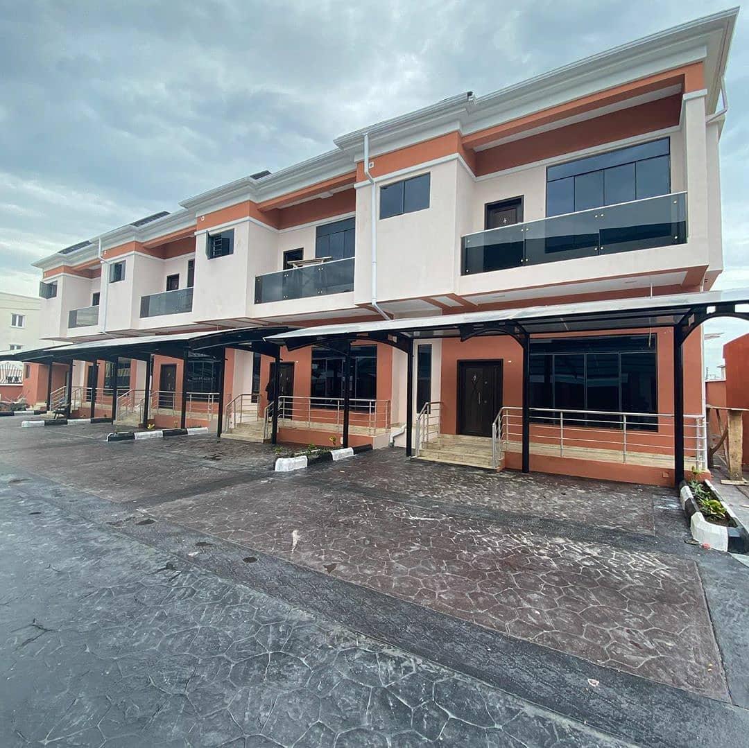 4 Bedroom Terrace Duplex